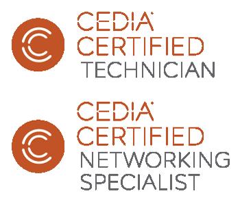 CEDIA-Certified-Technician-&-Networking-Specialist